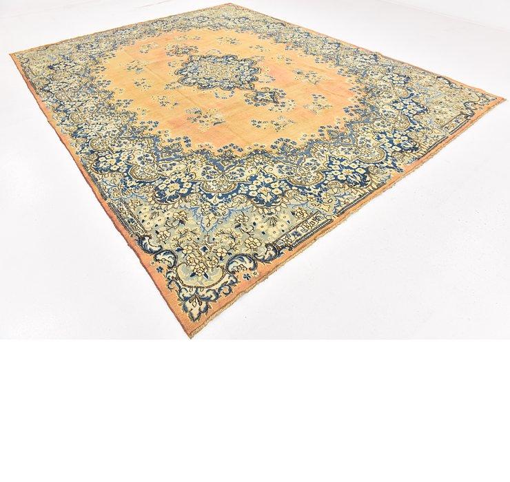 9' 10 x 12' 10 Kerman Persian Rug