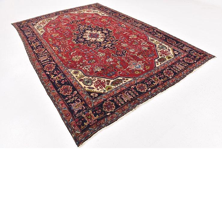 7' 9 x 11' 10 Tabriz Persian Rug