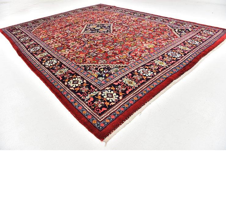 9' 3 x 13' Mahal Persian Rug