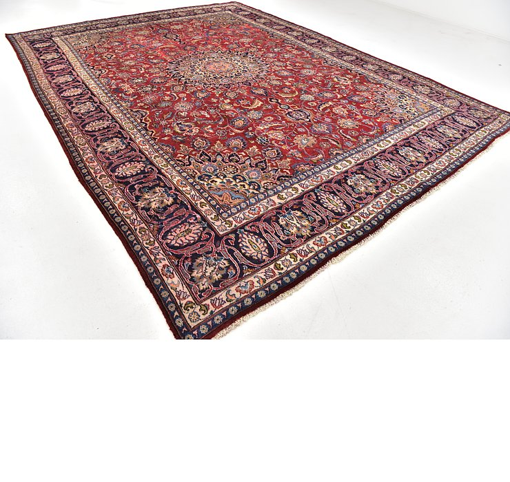9' 6 x 12' 9 Kashmar Persian Rug
