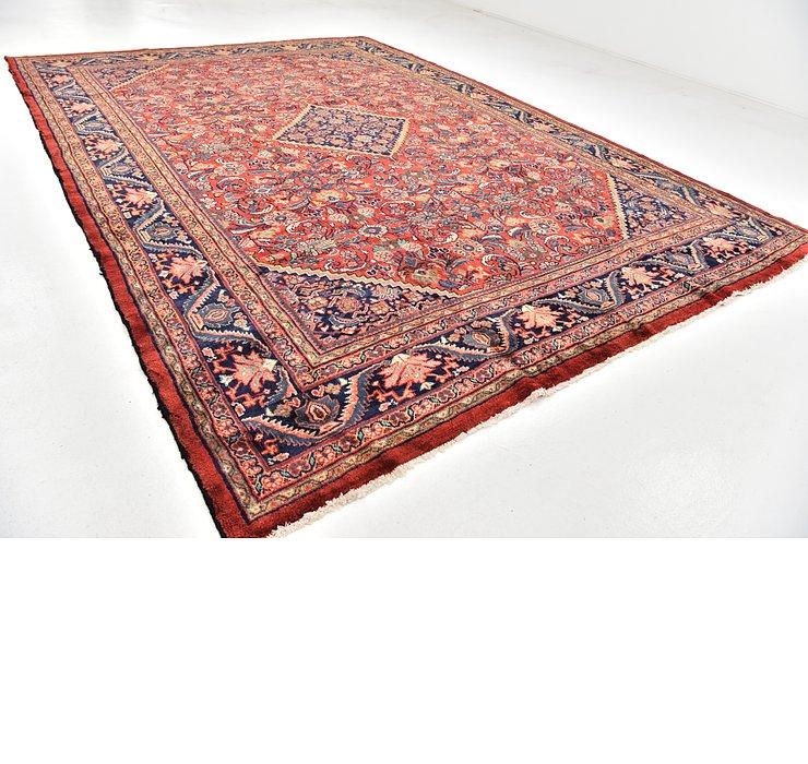 9' 5 x 13' 3 Mahal Persian Rug