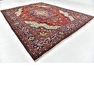 Link to 9' 7 x 12' 8 Tabriz Persian Rug