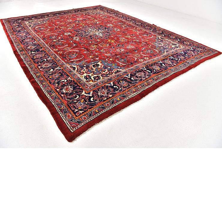 312cm x 395cm Mahal Persian Rug