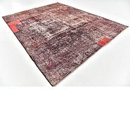 Link to 193cm x 250cm Ultra Vintage Persian Rug
