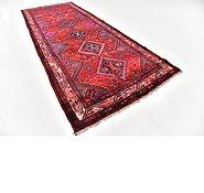 Link to 3' 9 x 9' 6 Chenar Persian Runner Rug