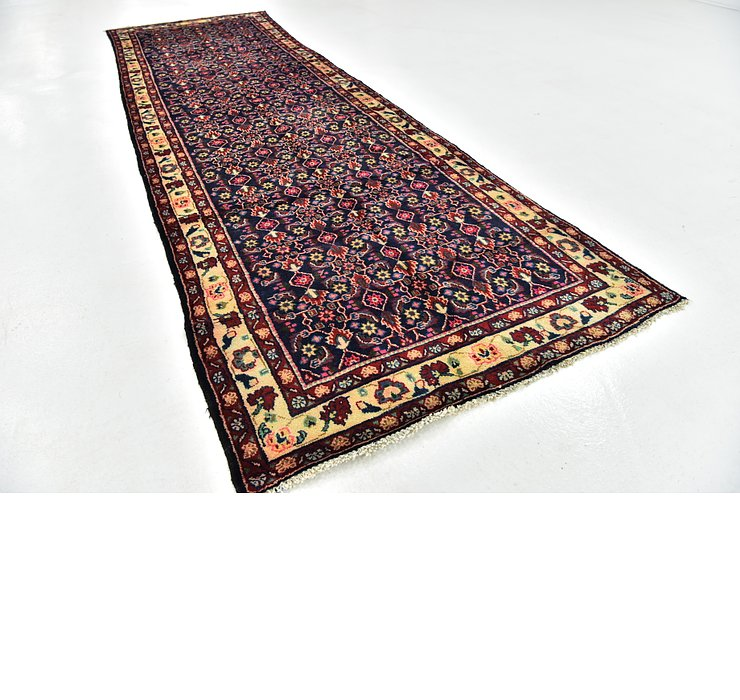 3' 7 x 12' 2 Hamedan Persian Runner ...