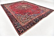 Link to 8' 8 x 11' 10 Mashad Persian Rug