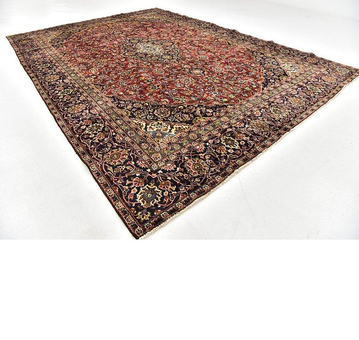 8' 6 x 11' 10 Mashad Persian Rug