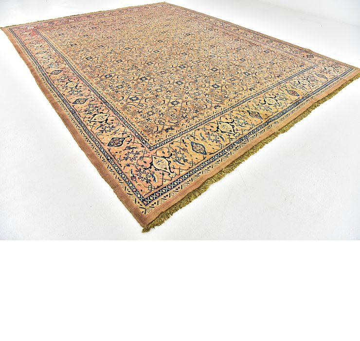 10' 3 x 12' 9 Farahan Persian Rug
