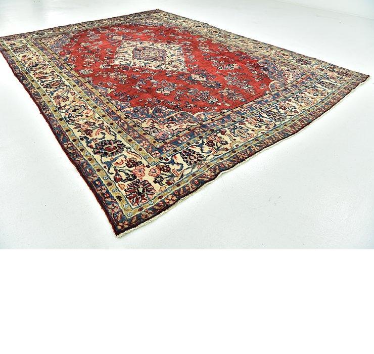 8' 4 x 11' 5 Shahrbaft Persian Rug