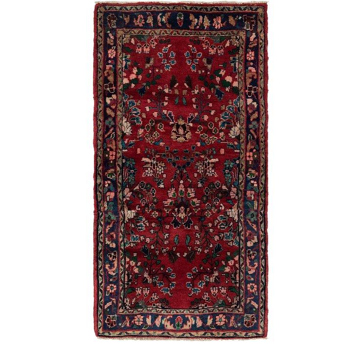 3' x 5' 8 Hamedan Persian Rug