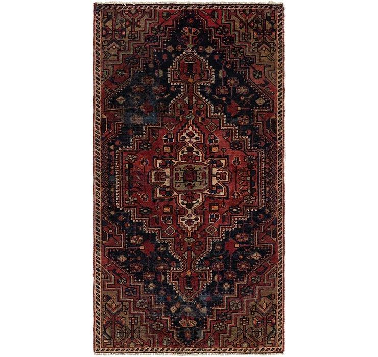 3' 3 x 6' 3 Tuiserkan Persian Rug