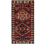 Link to 3' 9 x 7' 2 Hamedan Persian Rug