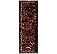 Link to 3' 9 x 11' Hamedan Persian Runner Rug