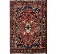 Link to 213cm x 310cm Hamedan Persian Rug