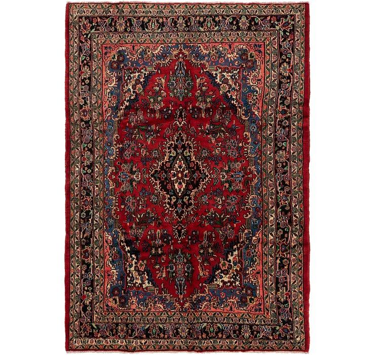 7' x 10' 4 Shahrbaft Persian Rug