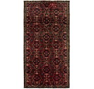 Link to 4' x 8' Hossainabad Persian Runner Rug
