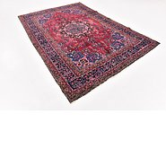 Link to 6' 3 x 9' 9 Mashad Persian Rug