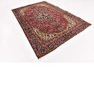 Link to 6' 6 x 9' 8 Tabriz Persian Rug