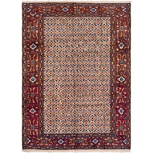6' 9 x 9' 2 Mood Persian Rug