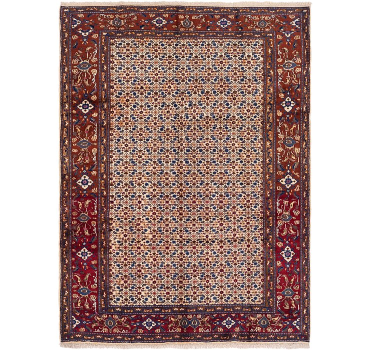 HandKnotted 6' 9 x 9' 2 Mood Persian Rug