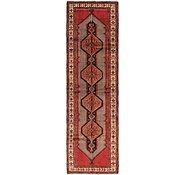 Link to 117cm x 400cm Meshkin Persian Runner Rug