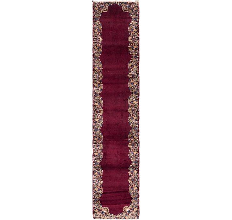 3' x 15' 3 Kerman Persian Runner Rug