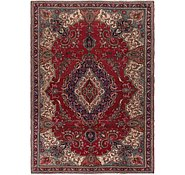 Link to 7' 2 x 9' 10 Tabriz Persian Rug