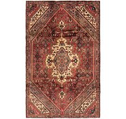 Link to 5' 3 x 6' 8 Hossainabad Persian Rug