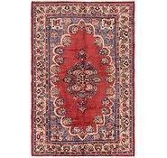Link to 6' 10 x 10' 6 Meshkabad Persian Rug