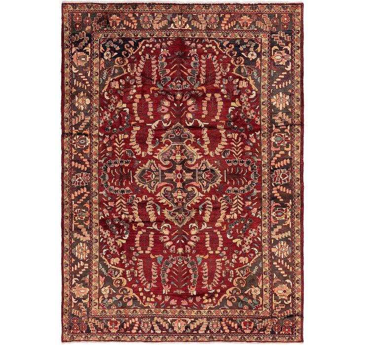 7' x 10' 6 Liliyan Persian Rug
