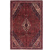 Link to 6' 7 x 10' Hamedan Persian Rug