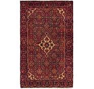 Link to 122cm x 205cm Hossainabad Persian Rug
