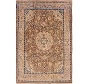 Link to 297cm x 427cm Mahal Persian Rug