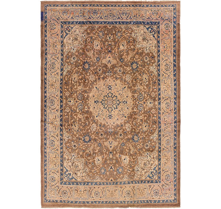 9' 9 x 14' Mahal Persian Rug
