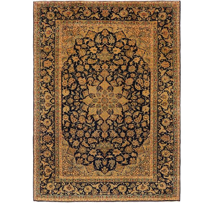 10' x 13' 4 Isfahan Persian Rug