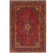 Link to 8' 8 x 12' 5 Kashan Persian Rug