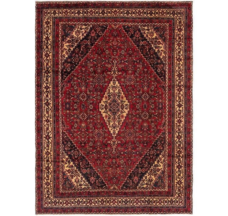 8' 6 x 11' 7 Hamedan Persian Rug