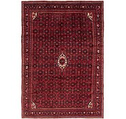 Link to 8' 9 x 12' 5 Hossainabad Persian Rug