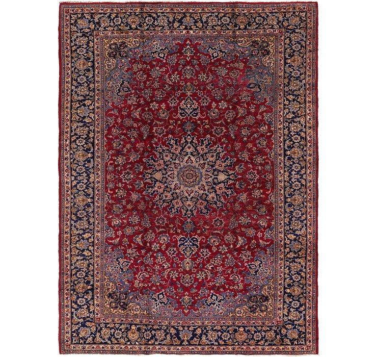 9' 6 x 12' 9 Isfahan Persian Rug
