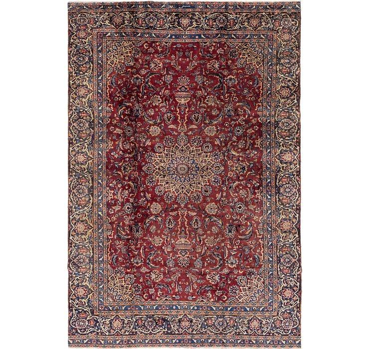 8' 7 x 12' 6 Kashmar Persian Rug