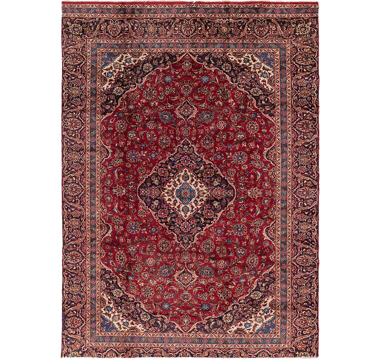 262cm x 358cm Kashan Persian Rug