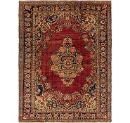 Link to 8' 4 x 11' Meshkabad Persian Rug