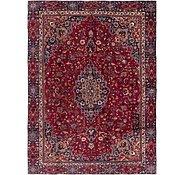 Link to 9' x 11' Mashad Persian Rug