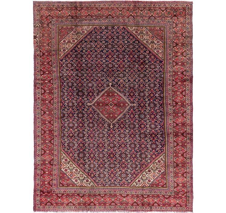 9' x 11' 10 Farahan Persian Rug
