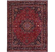 Link to 9' 8 x 12' 3 Mashad Persian Rug