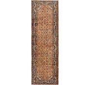 Link to 122cm x 390cm Farahan Persian Runner Rug