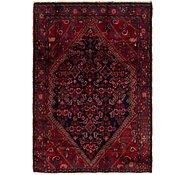 Link to 4' 8 x 6' 6 Hamedan Persian Rug