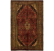 Link to 6' 4 x 10' 4 Hamedan Persian Rug