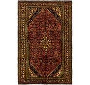 Link to 193cm x 315cm Hamedan Persian Rug